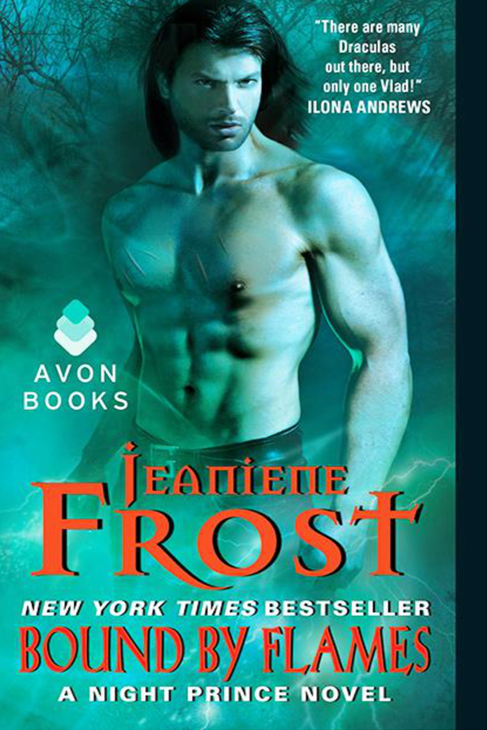 S1 E24 Bound by Flames by Jeaniene Frost