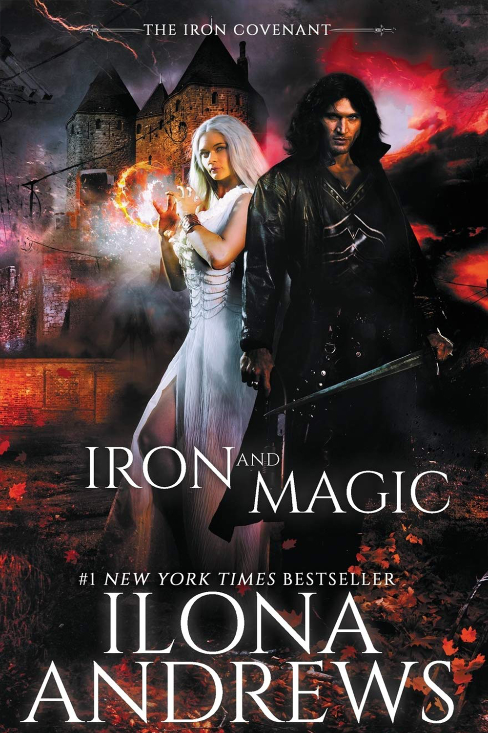 S1 E3 Iron and Magic by Ilona Andrews