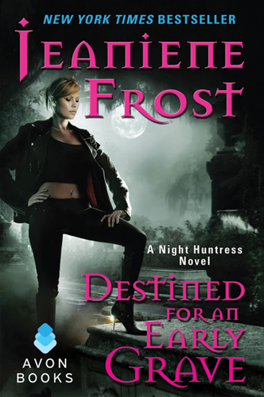 S1 E8 Destined for an Early Grave by Jeaniene Frost