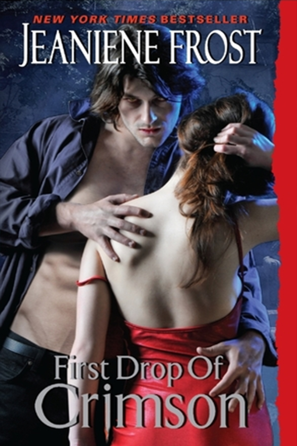 S1 E10 First Drop of Crimson by Jeaniene Frost