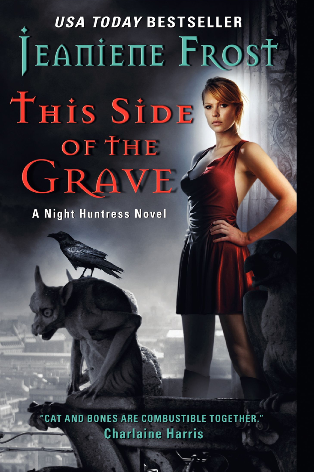S1 E14 This Side of the Grave by Jeaniene Frost