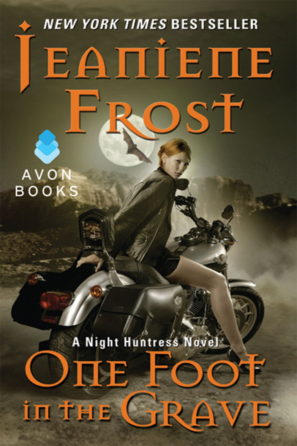 S1 Ep4 One Foot in the Grave by Jeaniene Frost