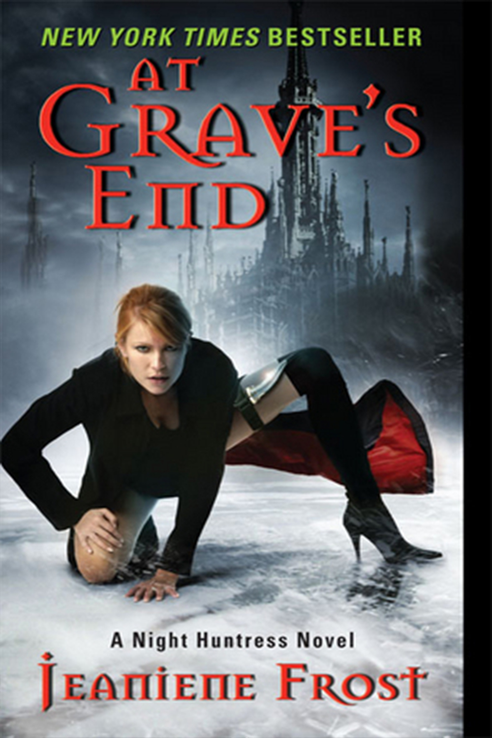 S1 Ep6 At Grave's End by Jeaniene Frost