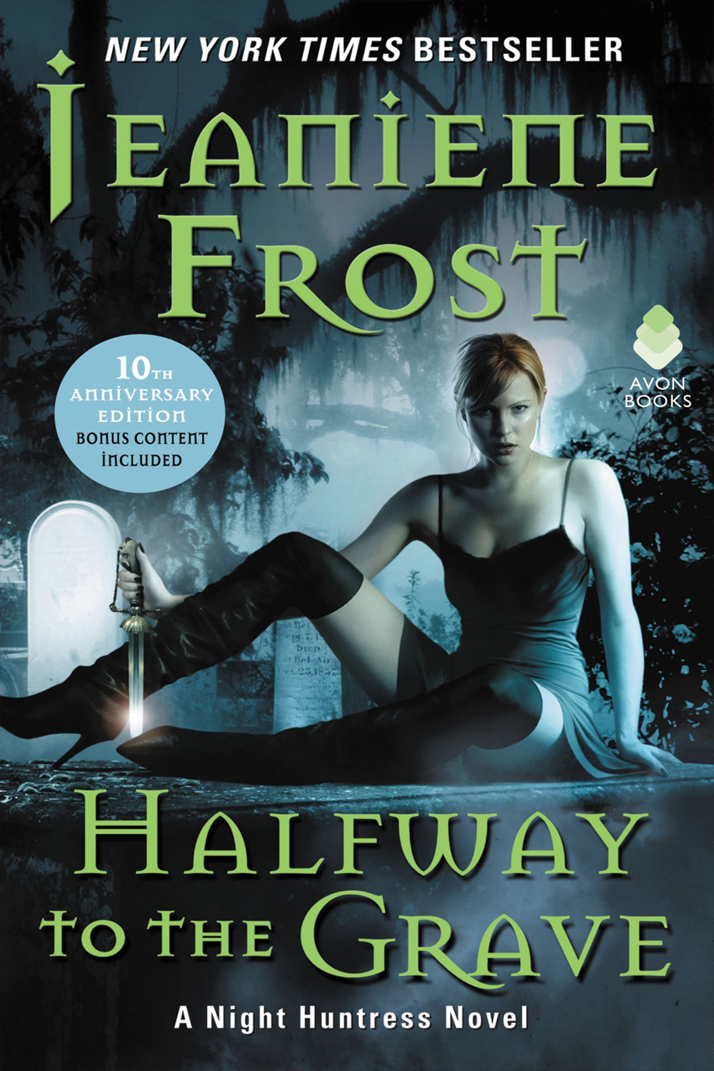S1 E2 Halfway to the Grave by Jeaniene Frost