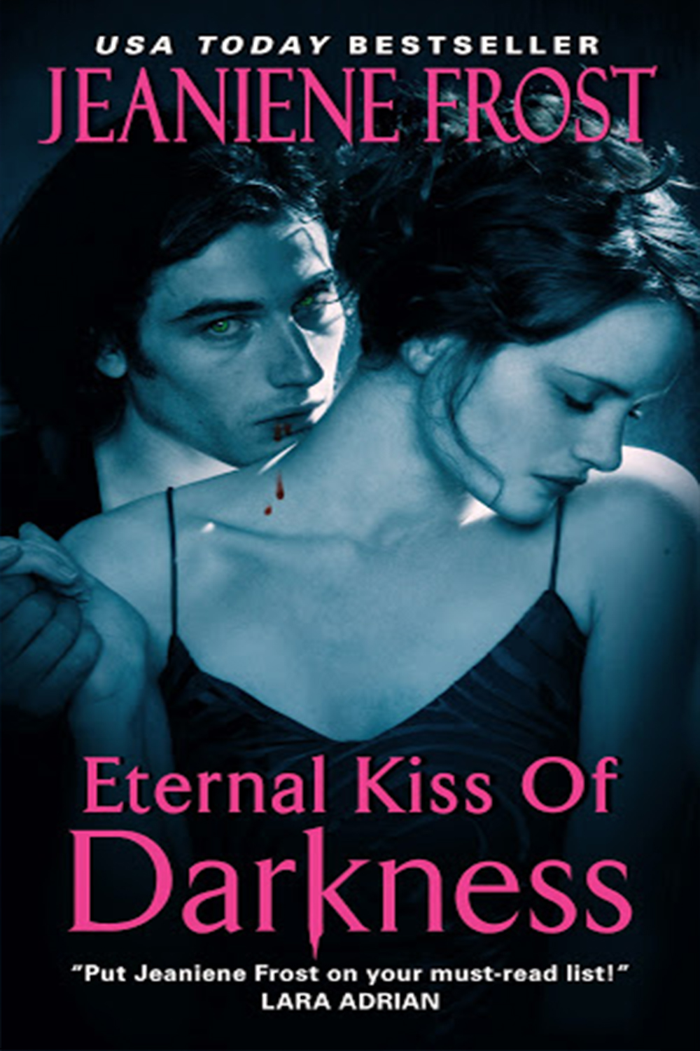 S1 E12 Eternal Kiss of Darkness by Jeaniene Frost