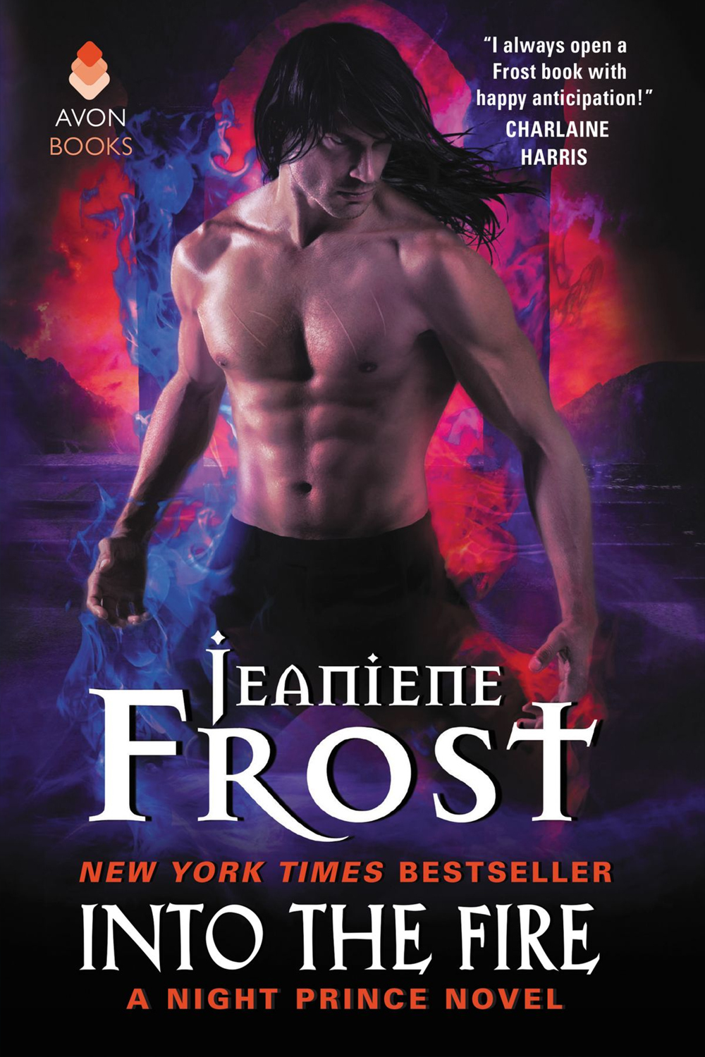S1 E26 Into the Fire by Jeaniene Frost