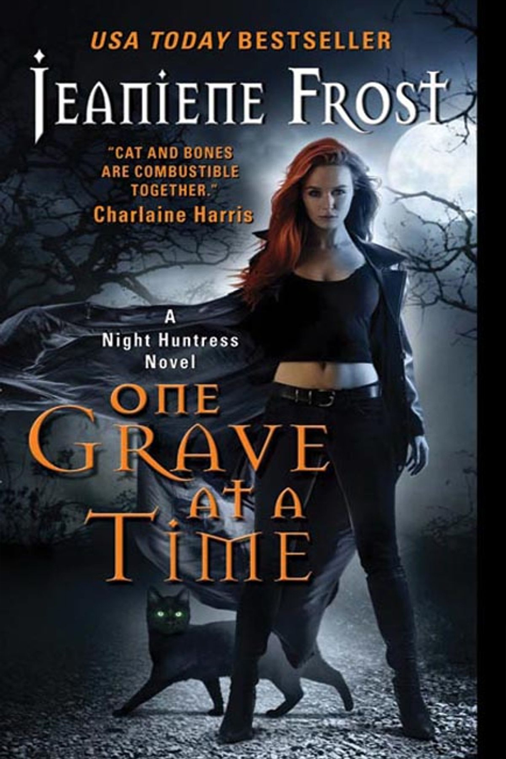 S1 E16 One Grave at a Time by Jeaniene Frost