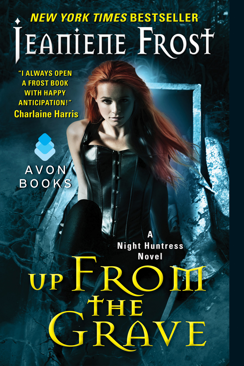 S1 E22 Up from the Grave by Jeaniene Frost