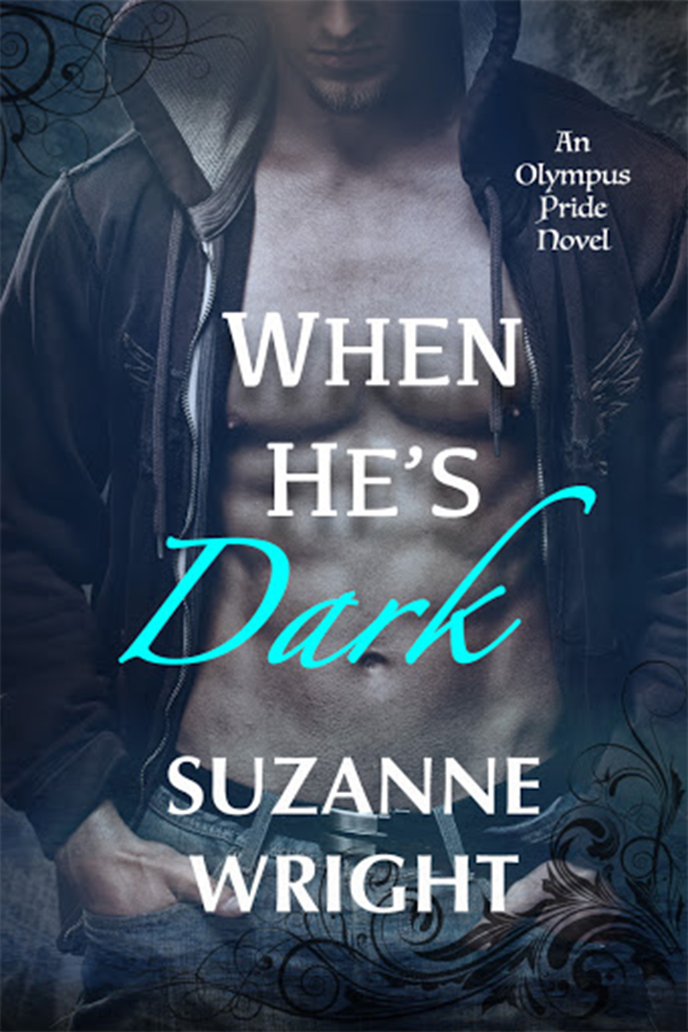S1 Ep5 When He's Dark by Suzanne Wright