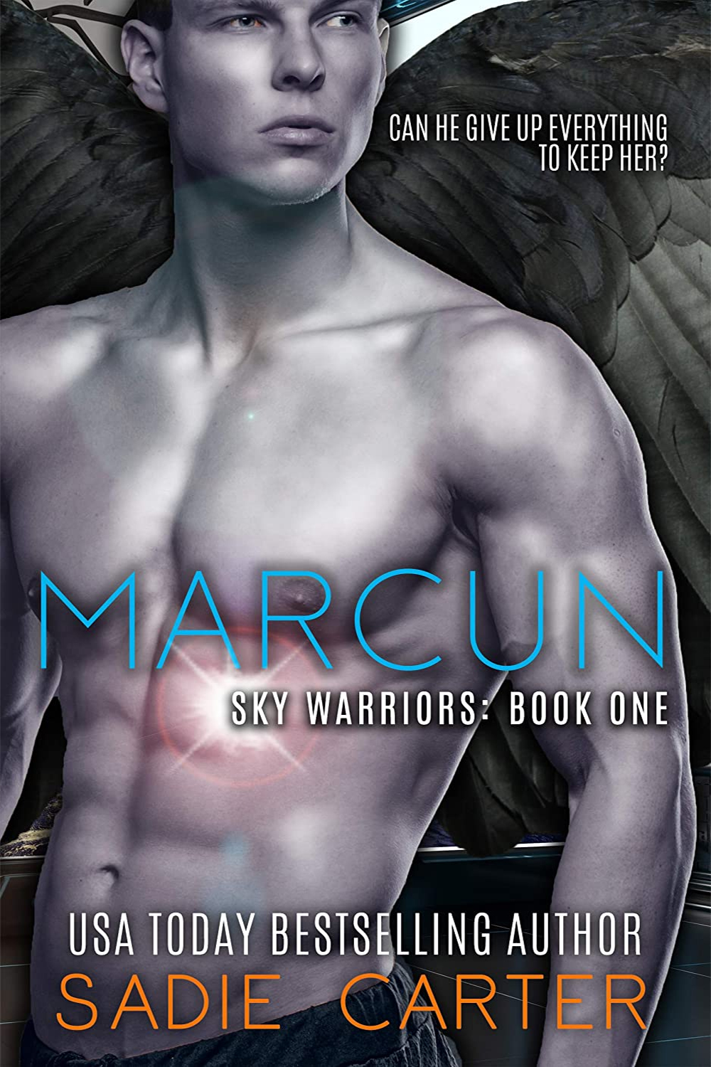 S1 E9 Marcun by Sadie Carter