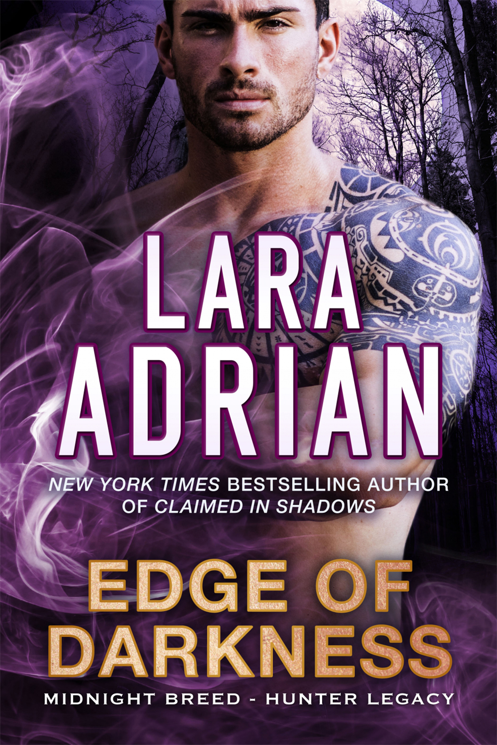 S1 E13 Edge of Darkness by Lara Adrian