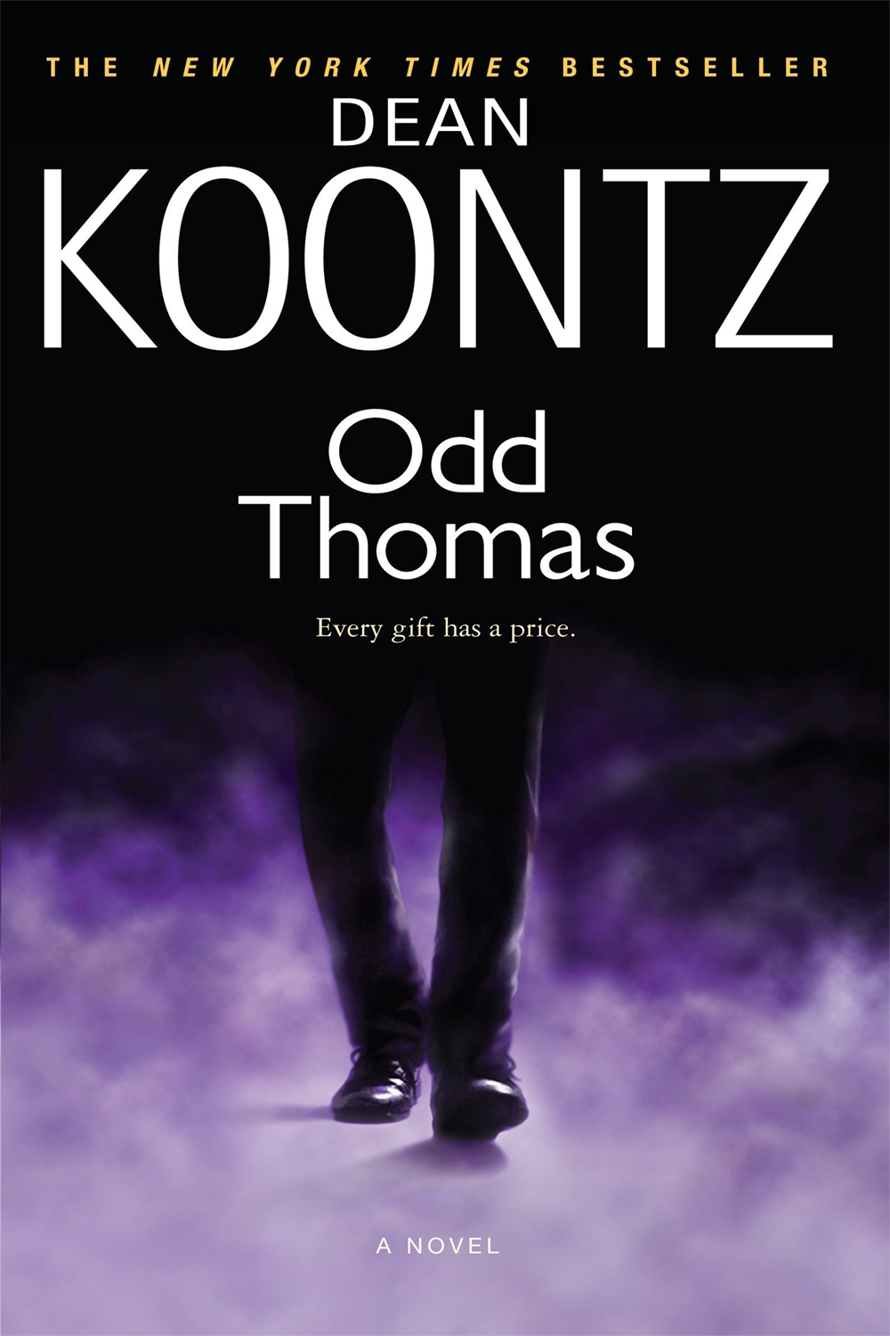 S1 E21 Odd Thomas by Dean Koontz