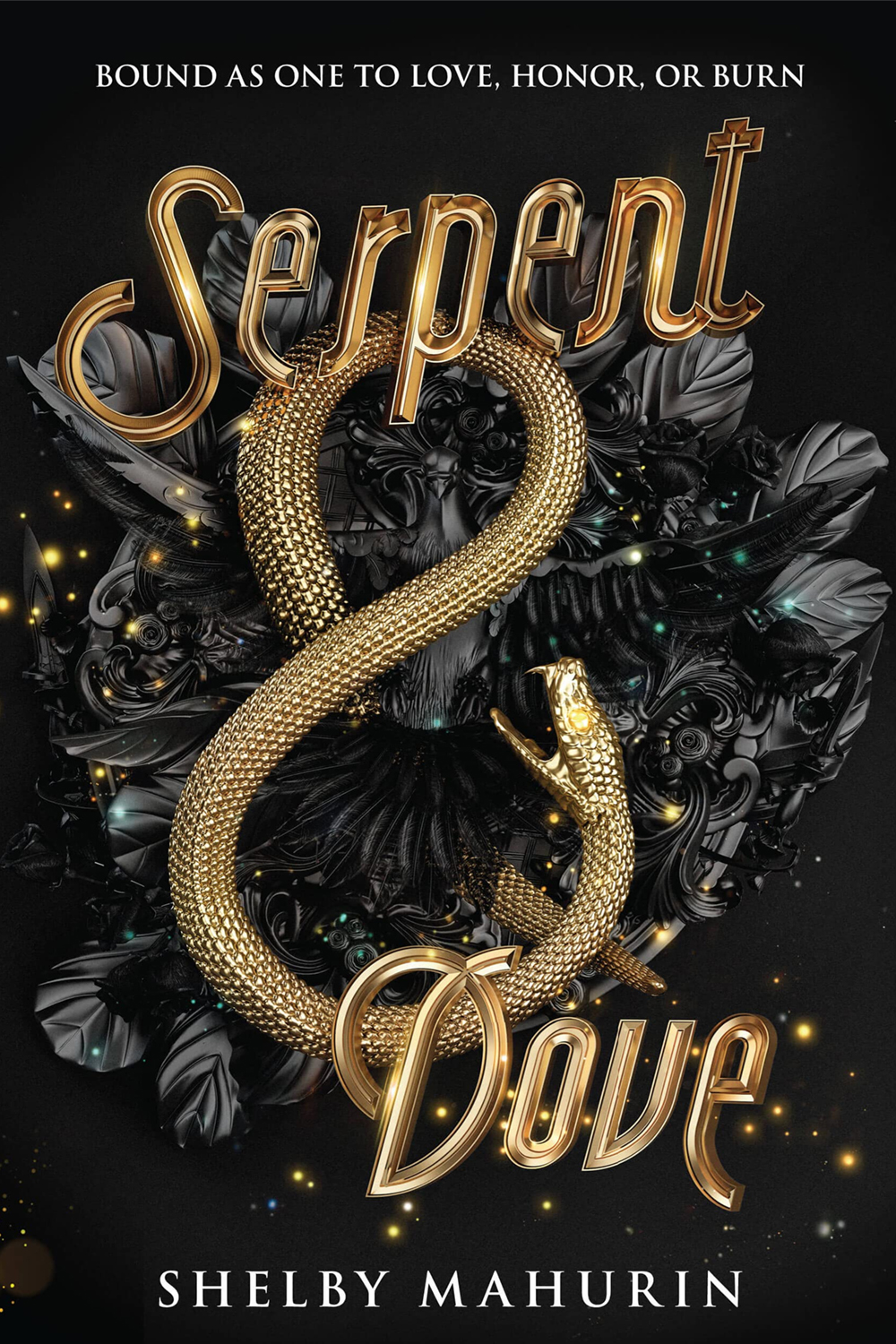 S1 E23 Serpent & Dove by Shelby Mahurin