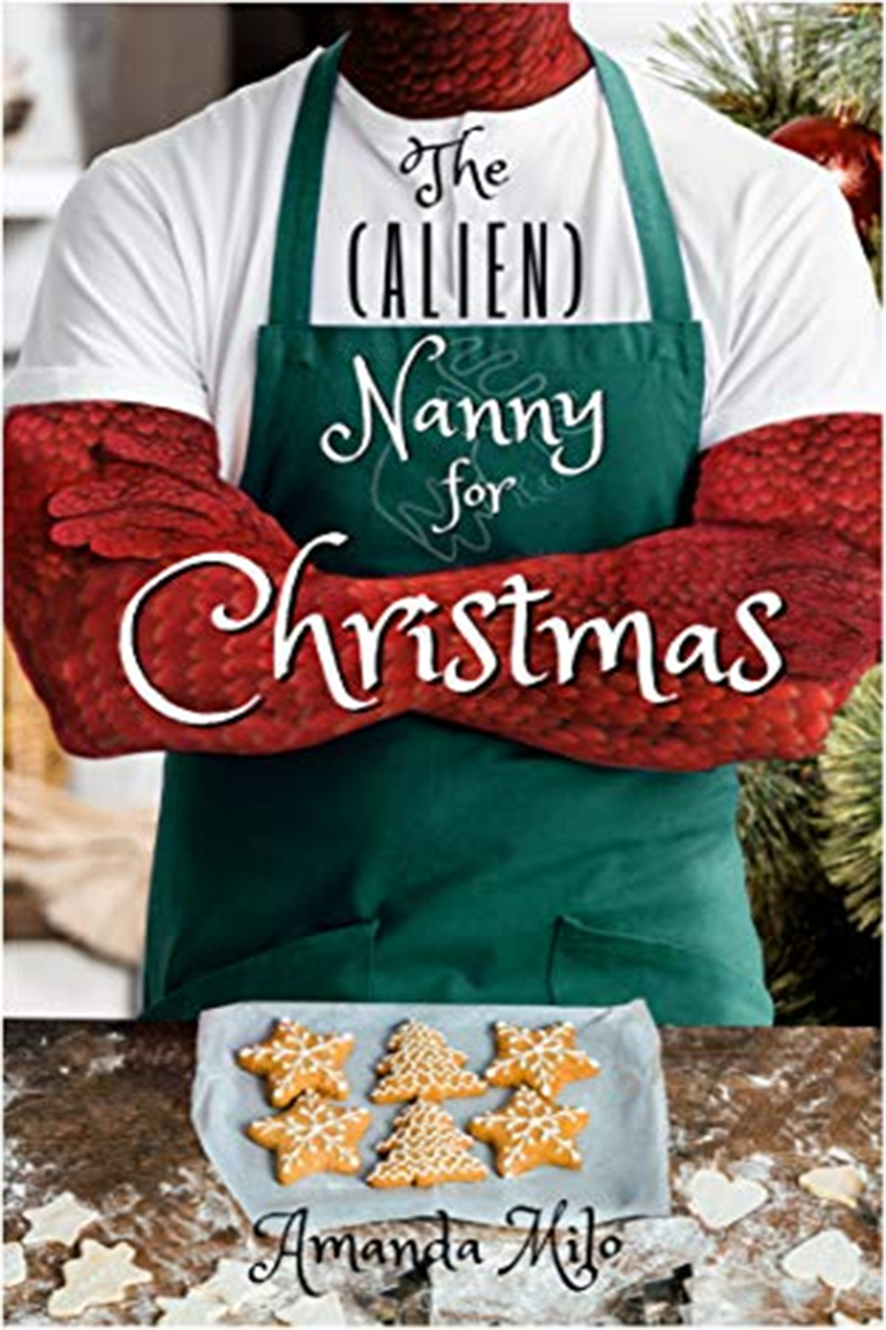 S1 E29 The (Alien) Nanny for Christmas by Amanda Milo