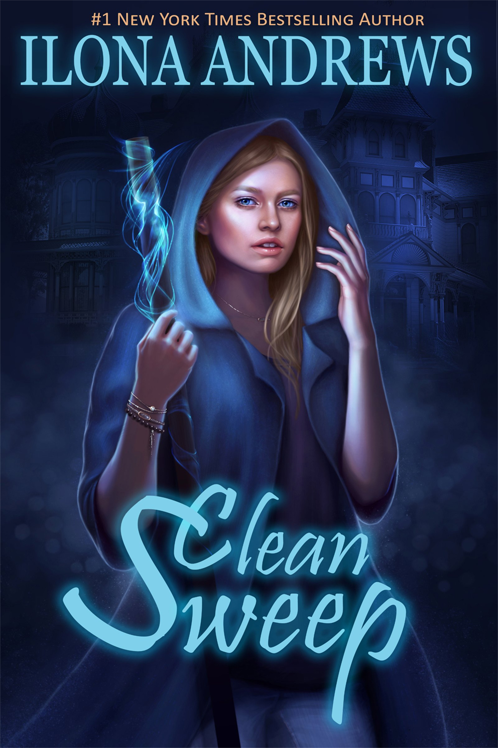 S1 E27 Clean Sweep by Ilona Andrews