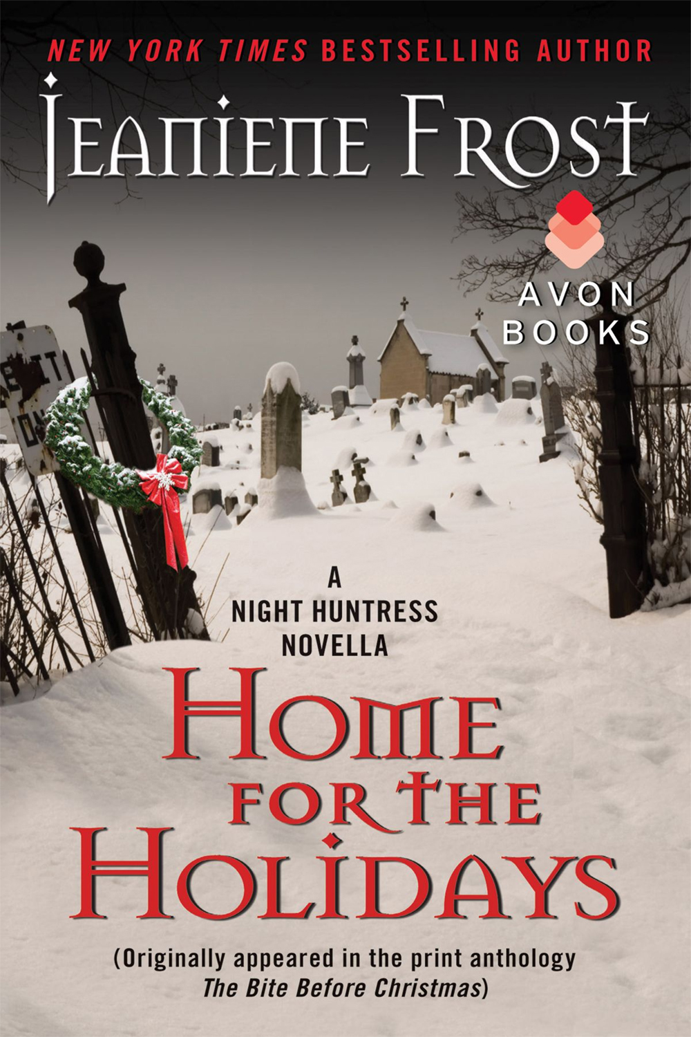 S1 E31 Home for the Holidays by Jeaniene Frost