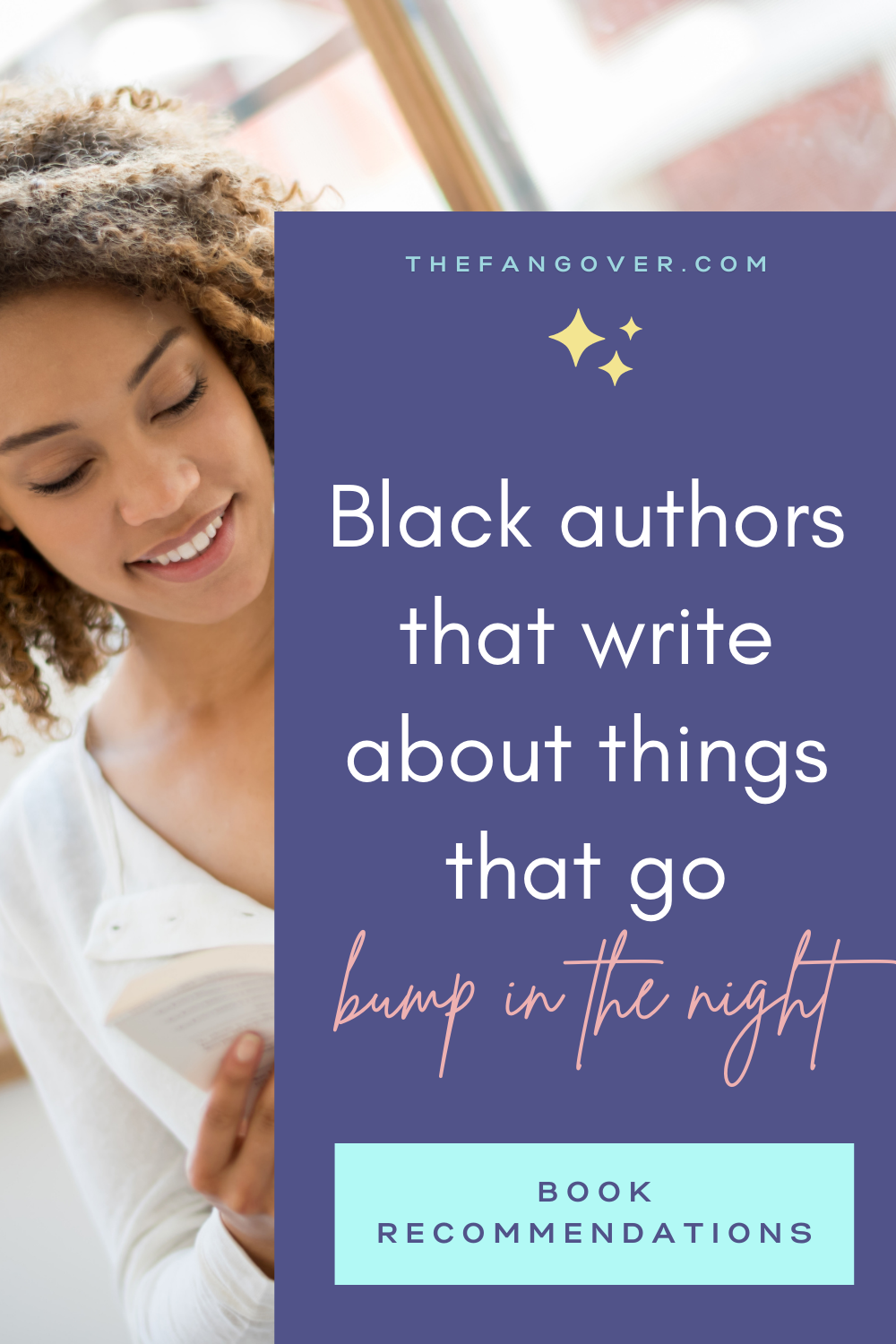 Black Authors that Write the Paranormal