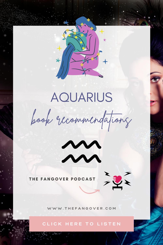 S2 E3 Zodiac Book Recommendations: Aquarius