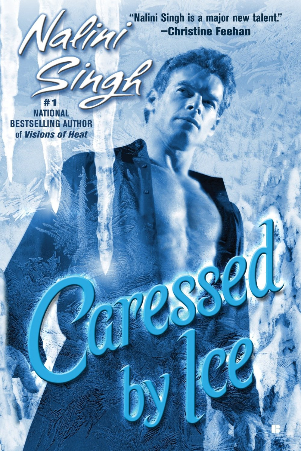 S2 E8 Caressed by Ice by Nalini Singh