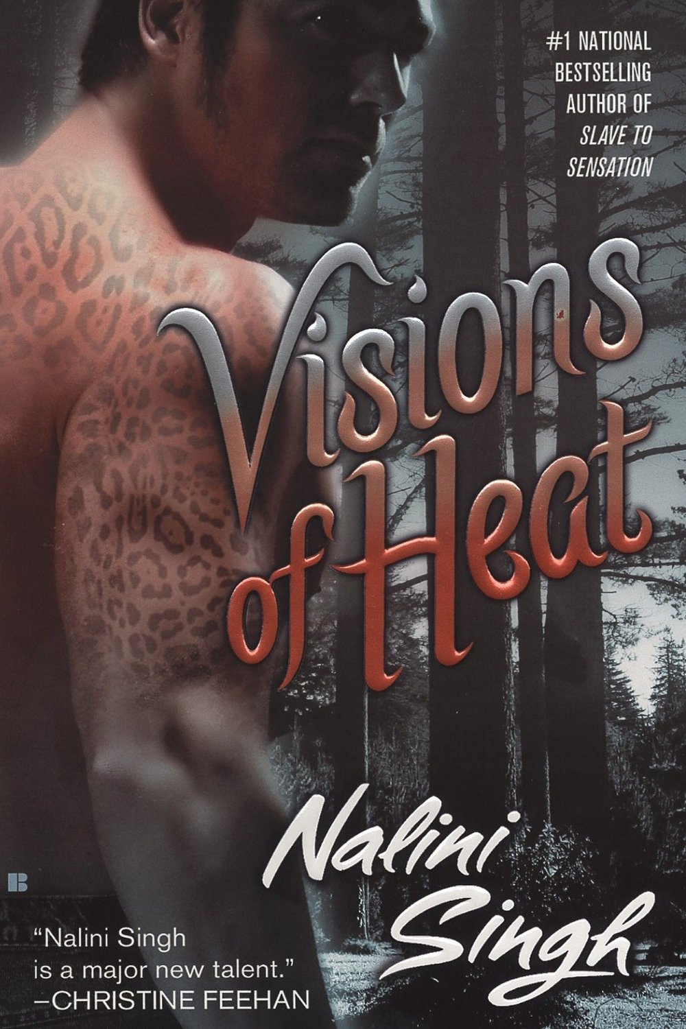 S2 E6 Visions of Heat by Nalini Singh
