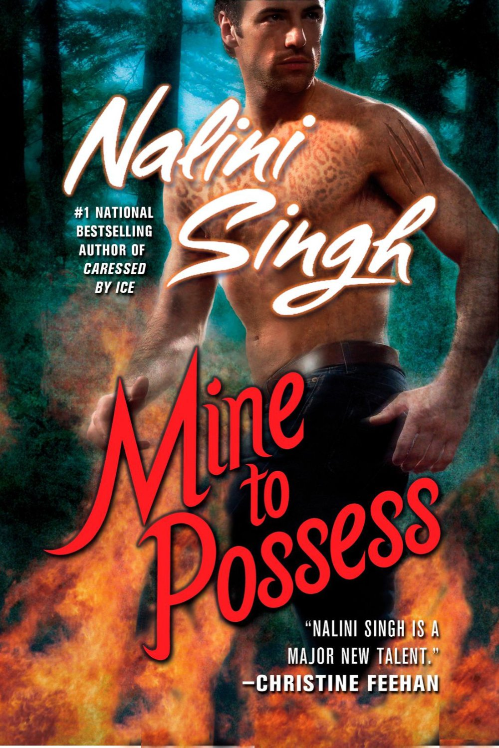S2 E10 Mine to Possess by Nalini Singh