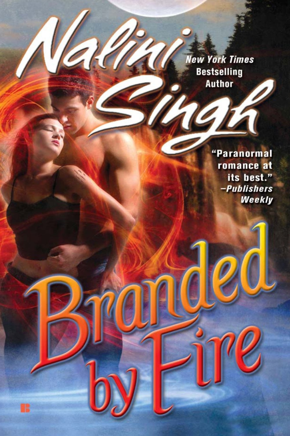 S2 E14 Branded by Fire by Nalini Singh