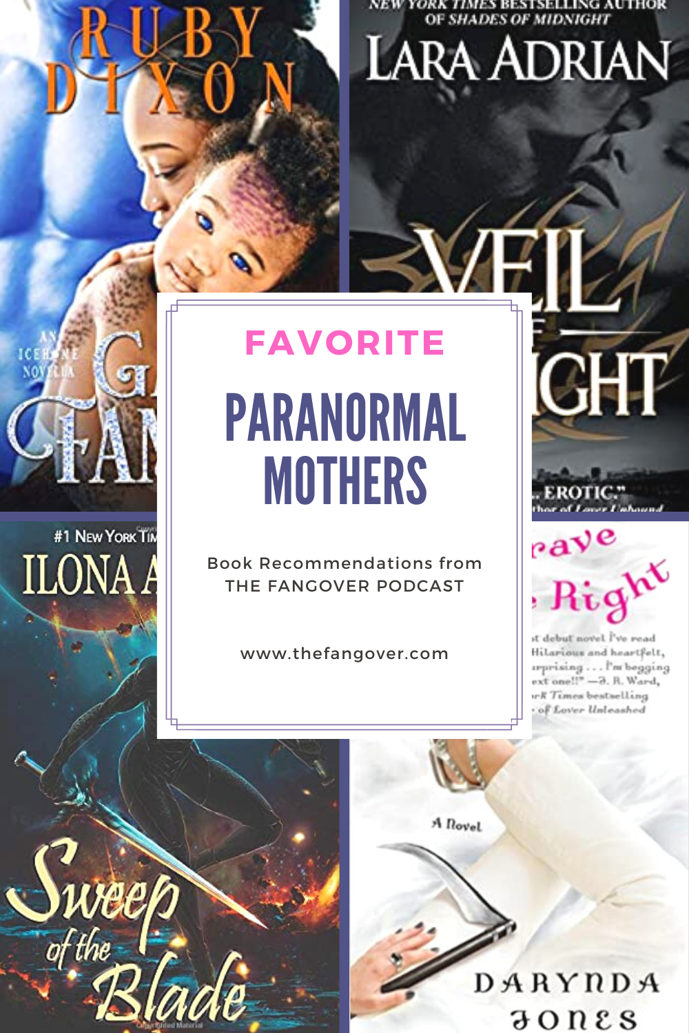 Favorite Paranormal Mothers