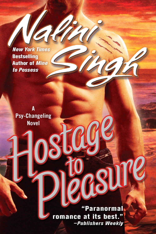S2 E12 Hostage to Pleasure by Nalini Singh