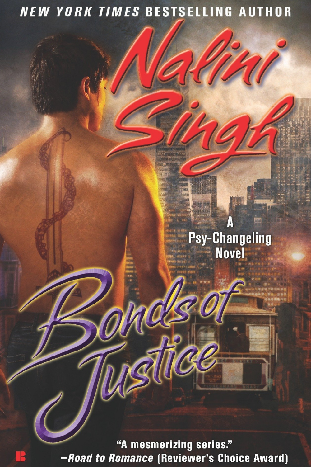 S2 E18 Bonds of Justice by Nalini Singh